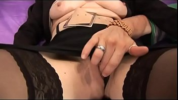 loves alluring nudity young camera her on female Tiny tit casting