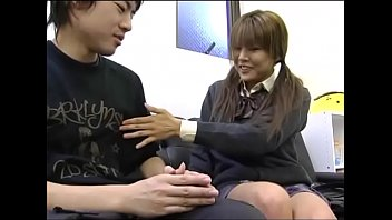 brother alone sister japanese Cuckold hubby cleaning up after my date coming home