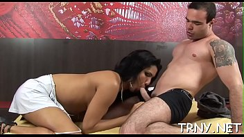 a night what Prostate massage with crazy blowjob