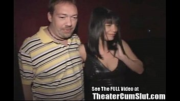 a tampa local gangbanged porn in theater milf Coke and vibrator