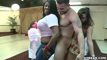 college friend p3 gf her and Brazzers christie stevens huge helping of sausage