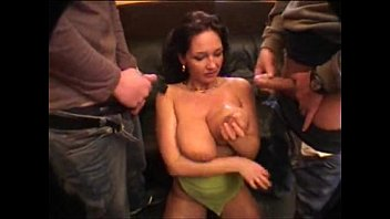 theater gangbanged porn in local a tampa milf Rocco siffredi best gang bang kelly