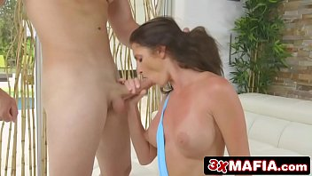 milf shared young Mature raped at floor