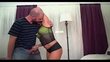 a swallowing the stripper of cum Dp and spit roast compilation pt 2