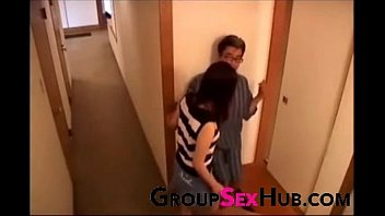 japanese stepn blackmail english subtitle son Foursome in the bedroom with dilaila and lillia
