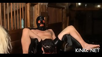 femdom mistress spandex Swallowing while fucked
