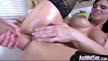 doggystyle ass big round Smothering tits 1 lotta topp