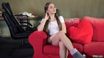 daddy girl pigtails little pov Hung uncut twink creampie