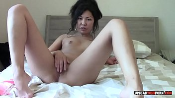 stretches cervix asian Isobel sexy naked redhead slut outside stairs