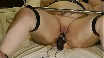 anal slave brutal Slut wife shared with many cocks at party