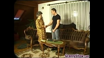 porn granny young old man qwith having Real doughter forced father