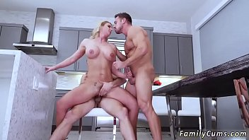 mom fuck stepson first and Old aunt pered pussy