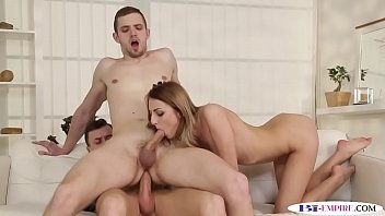 anal threesome mmf Drooling and playing