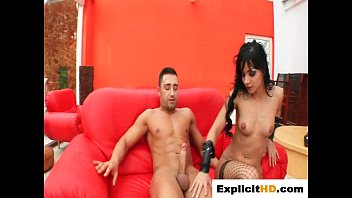 bodage ass rough Goes to prague completo