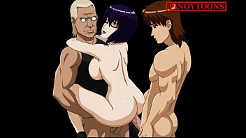 dickgirl anime hentai Mother undressing for son friend