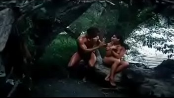 sex india forest Pussy double penetration