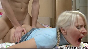 by in tranny ass gets suprise fuck guy Alanah rae in dirty masseur