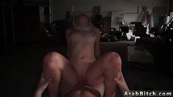 girl four fuck Boy wearing lingerie gets strapon