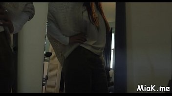 faux leather leggings cd Drunk husband horny wife