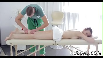 massage couple oil Dad cant stop cuming on daughter in kitchen10